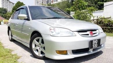2004 Honda CIVIC 1.7L (A) VTI-S FULL SPEC