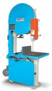 """7.5 Hp Bandsaw Italy 24"""" Single Line Ripsaw"""