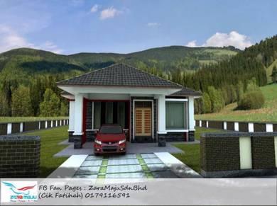 Buat Rumah Design Sendiri Di Terengganu