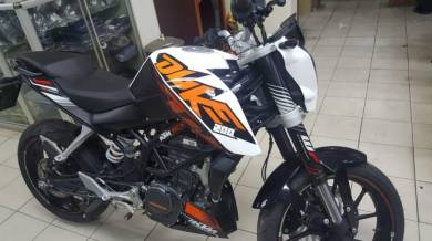 KTM 200 DUKE ABS - SUPER PROMOTION