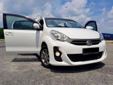2012 Perodua MYVI 1.5 SE (A) EXTREMELY SPORT