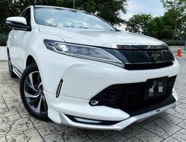 2018 Toyota HARRIER 2.0 PREMIUM (A) MODELISTA FULL