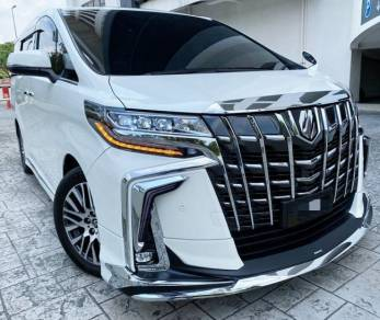 2016 Toyota ALPHARD 2.5 SC (A) MODELISTA FULL