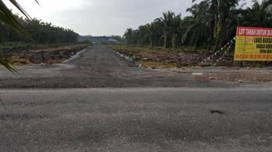 Lot Tanah di Jenjarom BARU DIBUKA