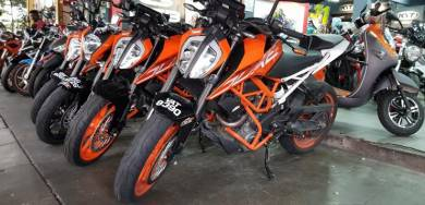 Limited Deal - KTM Duke 390 2018