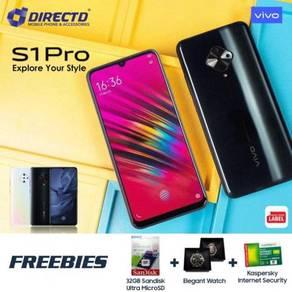 VIVO S1 Pro (8GB/128GB) + dapat 3 Hadiah
