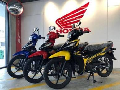 Honda wave alpha 110 - pkp sale