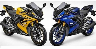 New Yamaha R15 Free Gift Items x 19