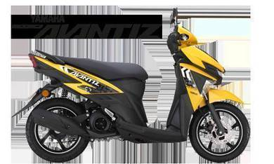Yamaha Ego Avantiz baru ,wasap only