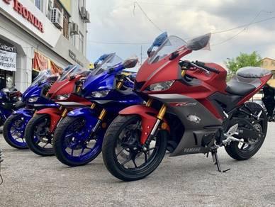 Yamaha R250 (PROMOTION 2020) Free Apply