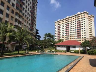 Nusa Perdana Apartment Corner lot