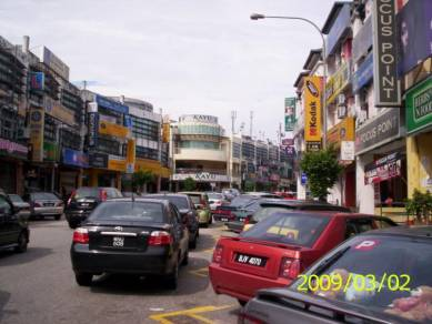 Subang Jaya Taipan Shop For Sale