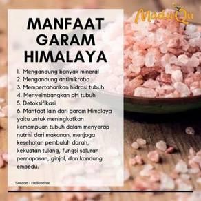 Garam Bukit Himalaya 1000GM / 1KG Rendam Kaki