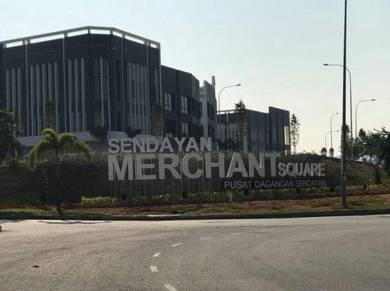 Bandar sri sendayan shop for RENT