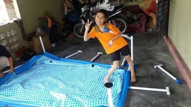 Swimming pool kolam renang