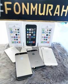 Iphone 5s 16gb rm269! promo