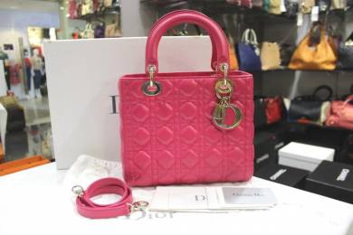 Christian Dior Lady Dior - Bags   Wallets for sale in Malaysia - Mudah.my 1aaf360b25