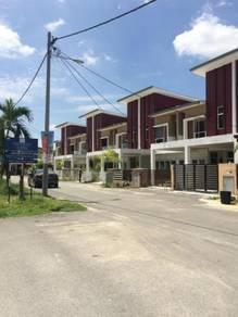 Rumah Teres 2 Tingkat untuk dijual, Taman Desa An-Nur, Panji KB