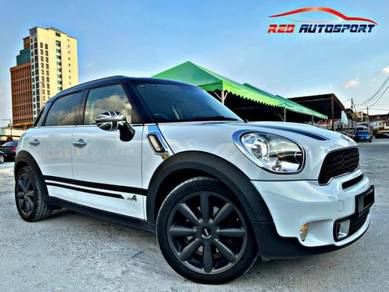 Y2015 Mini COOPER 1.6 S COUNTRYMAN ALL4(A)FACELIFT