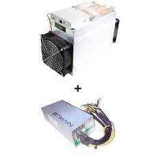 Antminer A3 with Ori PSU Ready Stock NEW