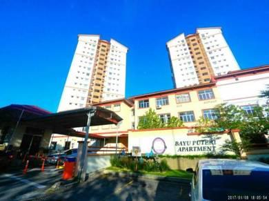 Bayu Puteri Apartment, Jalan Tropicana - 4 car parks & corner unit