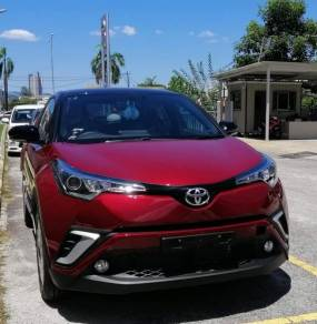 New Toyota C-HR for sale