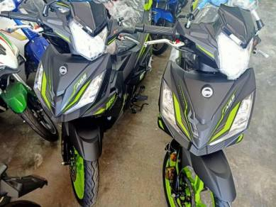 SYM VF3i 185cc LE y15 zr vf 3i rs 150 (low dp)