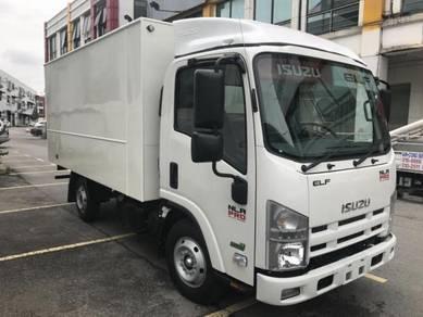 Isuzu pro 1 ton lorry 4800kg lorry nlr