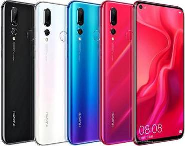 Huawei Nova 4 (8GB RAM | 128GB ROM)MYSet + GIFT
