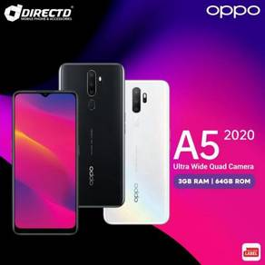 OPPO A5 (2020) Snapdragon 665 | 3GB RAM | 64GB ROM