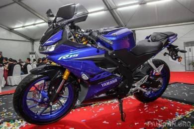 Yamaha R15 R 15(155cc)free aply whatps