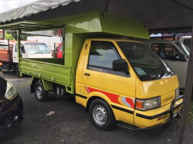Nissan vanette food truck c22 new box