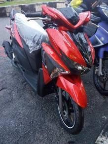 Yamaha ego avantiz 125 lowdeposit