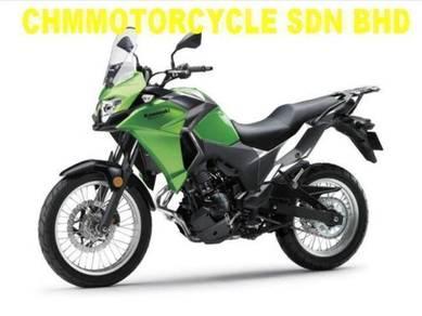 2018 Kawasaki versys x 250