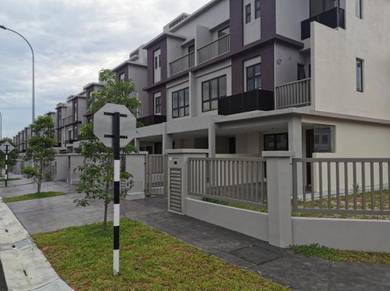 New project Alamat BANGI 3 Tingkat Hybrid Teres new house kajang