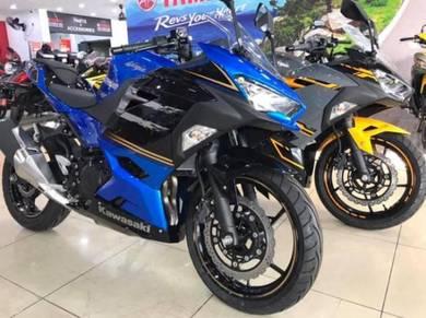 Kawasaki Ninja 250r New 2018 ~ KHM Kian Huat