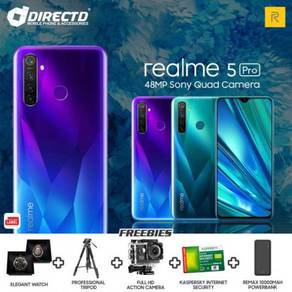 RealMe 5 Pro (8GB/128GB) + 5 Free Gift Wow
