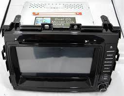 Toyota estima 8-Inch 1080p w/o Gps MAX gombak