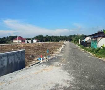 Lot Tanah JENJAROM STATUS BANGUNAN dan Pakej Bina Rumah 45k