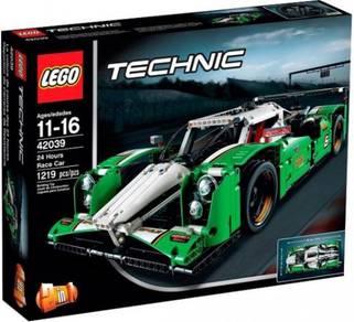 LEGO 42039 24 Hours Race Car