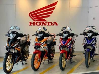 Honda RS150 V2 (Big Sales Promotion) Zero / Low DP