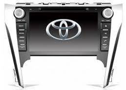 DEMO Toyota camry 8* 12 to 18 oem car dvd playe nw