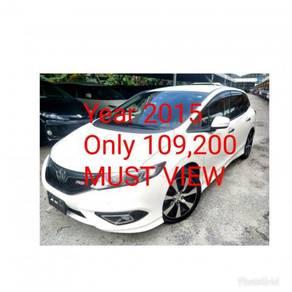Recon Honda Jade for sale