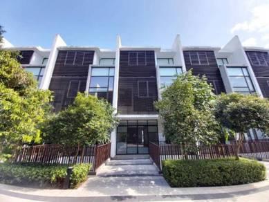 (2K BOOKING ONLY! WITH LIFT) Embun 4 Storey Courtyard Villa, Kemensah