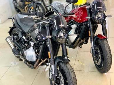 BENELLI LEONCINO 500 (Welcome V power ) Free Apply