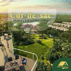 Desapark City concept Sg Sungai Buloh Double storey house Kepong
