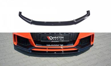 Audi TT RS 8S MAXTON DESIGN front lip
