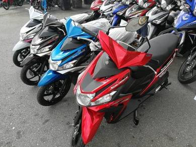 Yamaha Ego Solariz 125 Harga on the road LoanKedai