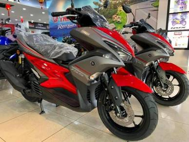 Yamaha NVX 155 ABS ~ Super Scooter King