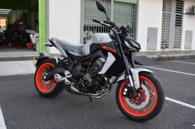 Yamaha mt 09 ready stock 2020 murah murah jual je